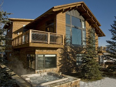 Soaring Eagle Lodge, Teton Village, Wyoming